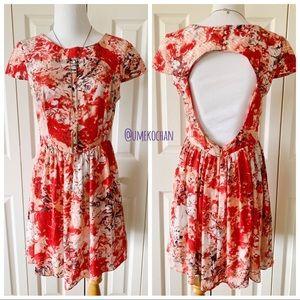 Parker Cutout Dress